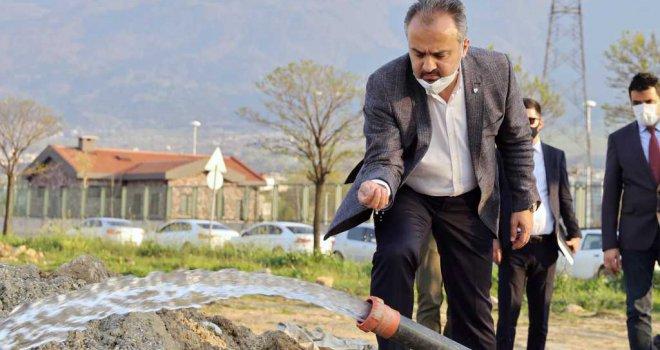 Kuraklık Bursa'nın suyunu tehdit ediyor
