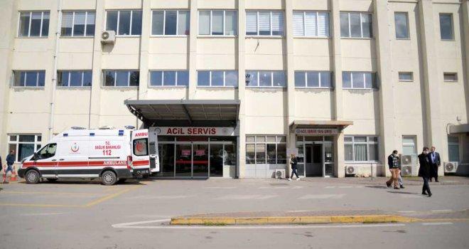 Bursa Uludağ Üniversitesi'nde virüs önlemleri