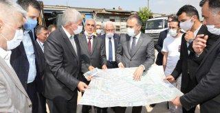 Bursa'nın altyapısı Büyükşehir'le güçleniyor
