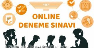 Büyükşehir'den öğrencilere online deneme sınavları