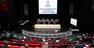 Büyükşehir 2021'in ilk Meclis toplantısını yaptı