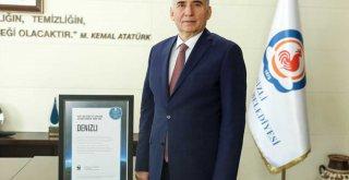 Büyükşehir'in çevre duyarlılığına uluslararası ödül