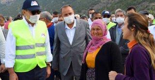 Mersin'de Yıllar Süren Çileyi Büyükşehir Bitiriyor