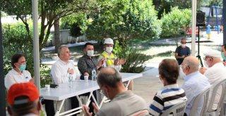 Başkan Zolan'dan Yenişehir'e müjde
