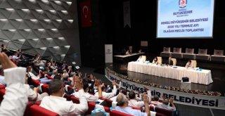 Denizli Büyükşehir Belediye Meclisi pandemi sonrası ilk kez toplandı