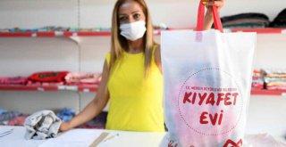 Mersin Büyükşehir Belediyesi'nin 'Kıyafet Evi' 1500 Aileye Ulaştı