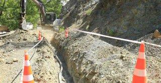 Büyükşehir DESKİ'den Karaismailler'e 2 yeni su kaynağı