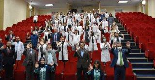 Makedonya Maarif Okulları'nda mezuniyet töreni online yapıldı