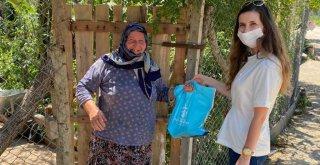 Büyükşehir'den yaşlılara bayram ziyareti