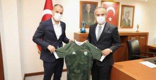 Bursaspor için birlik mesajları