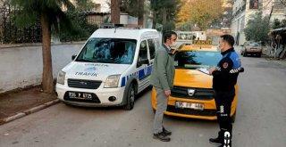 Büyükşehir zabıtasından yavru köpeğe çarpan şoföre ceza
