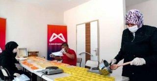 Mersin Büyükşehir'den Sabun Üretim Projesine Destek