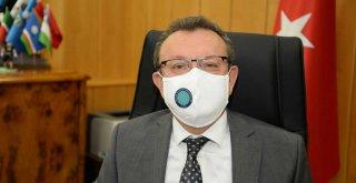 Virüsü önleyen bez maske üretimine BUÜ'den Ar-Ge desteği