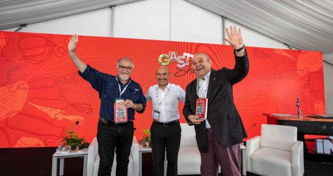 İzmir'in Mutfak Tarihi GastroShow'da konuşuldu