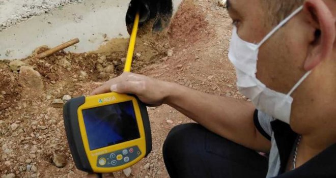 İzmir İtfaiyesi'nden termal kameralı kurtarma operasyonu