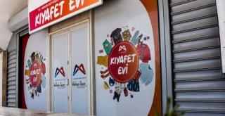 Mersin Büyükşehir Belediyesi, Kıyafet Evi'ni Hayata Geçirdi