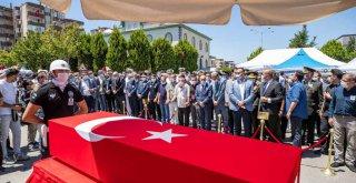 İzmir'in şehidine son görev