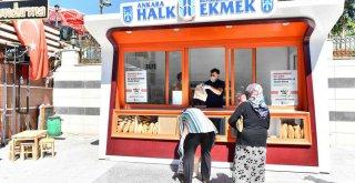 HALK EKMEK KALİTESİ POLATLI'DA
