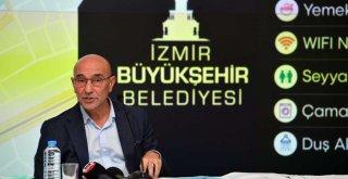 İzmirlilerin güvenli bir şehirde yaşadıklarından emin olmaları için çabalıyoruz