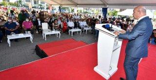 İzmir halkıyla ranta karşı mücadele edeceğiz