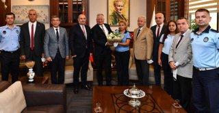 İzmir Zabıta Teşkilatı 64 yaşında