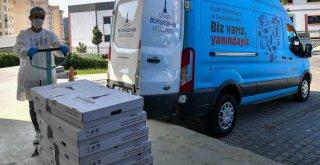 Büyükşehir'den sağlık çalışanlarına aşure