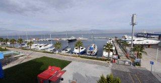 İzmir Marina yeniden cazibe merkezi oluyor