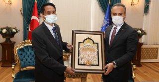 Endonezya, Bursa ile işbirliği peşinde