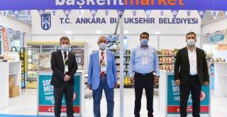 'BAŞKENT MARKET' TÜRKİYE KOOPERATİFLER FUARI'NDA GÖRÜCÜYE ÇIKTI